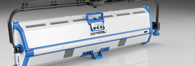 Arri Skypanel S120-C rent rear