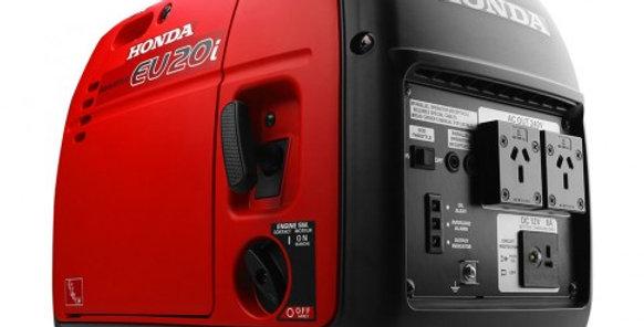 Honda EU1000i (1000w) Generator rent