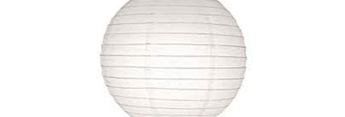"30"" Chinese Lantern / China Ball rentals melbourne"