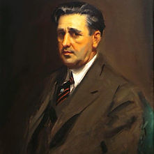 Portrait Painting of Royston
