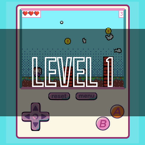 Game Design with MakeCode Arcade (Level 1)