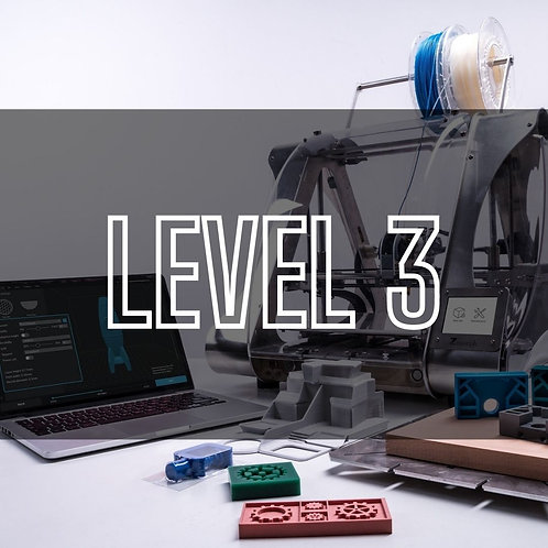 Tinkercad Lvl 3: Craft Your 3D Widgets