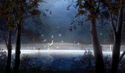 明け方の夢  Dawn dream