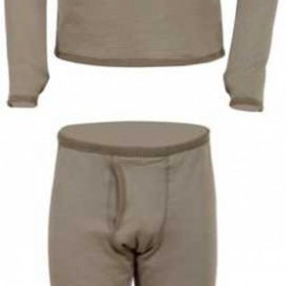 BTK GROUP - VKBO (VKPO). 2ST LAYER UNDERWEAR FLEECE. KHAKI
