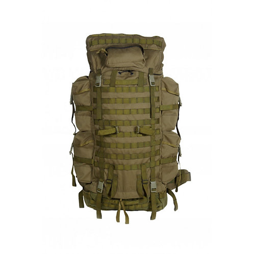 "SSO - BACKPACK EXPEDITION MOUNTAIN ""EDELWEISS 4"" 90L. OLIVE"