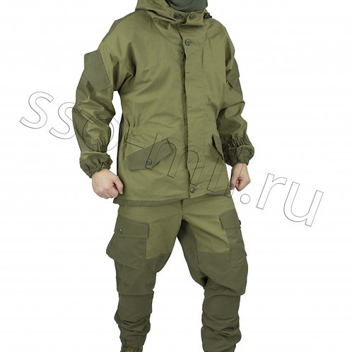 "SSO - SUIT WINDPROOF ""GORKA-P"". KHAKI"