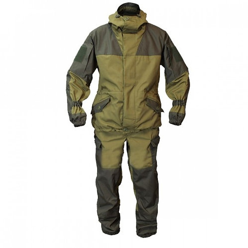 "BARS - SUIT WINDPROOF ""GORKA 3 FLEECE (WINTER)"". OLIVE"