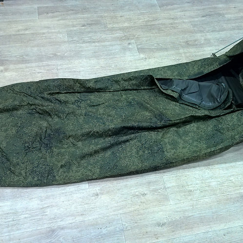 BAG BIVACHNY WITH CAMOUFLAGE COVER RATNIK (Russian Army). EMR