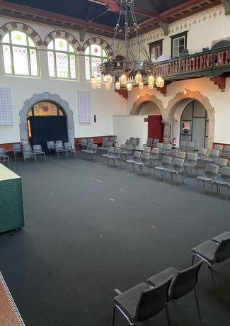 Setup til konference