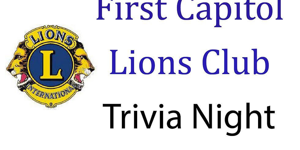 Lios Club Trivia Night