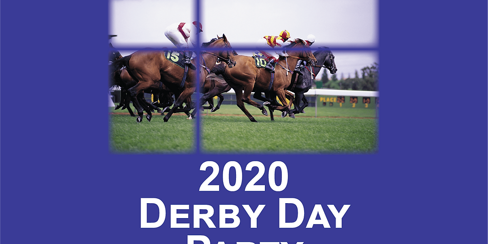 2020 Derby Day Party is cancelled.