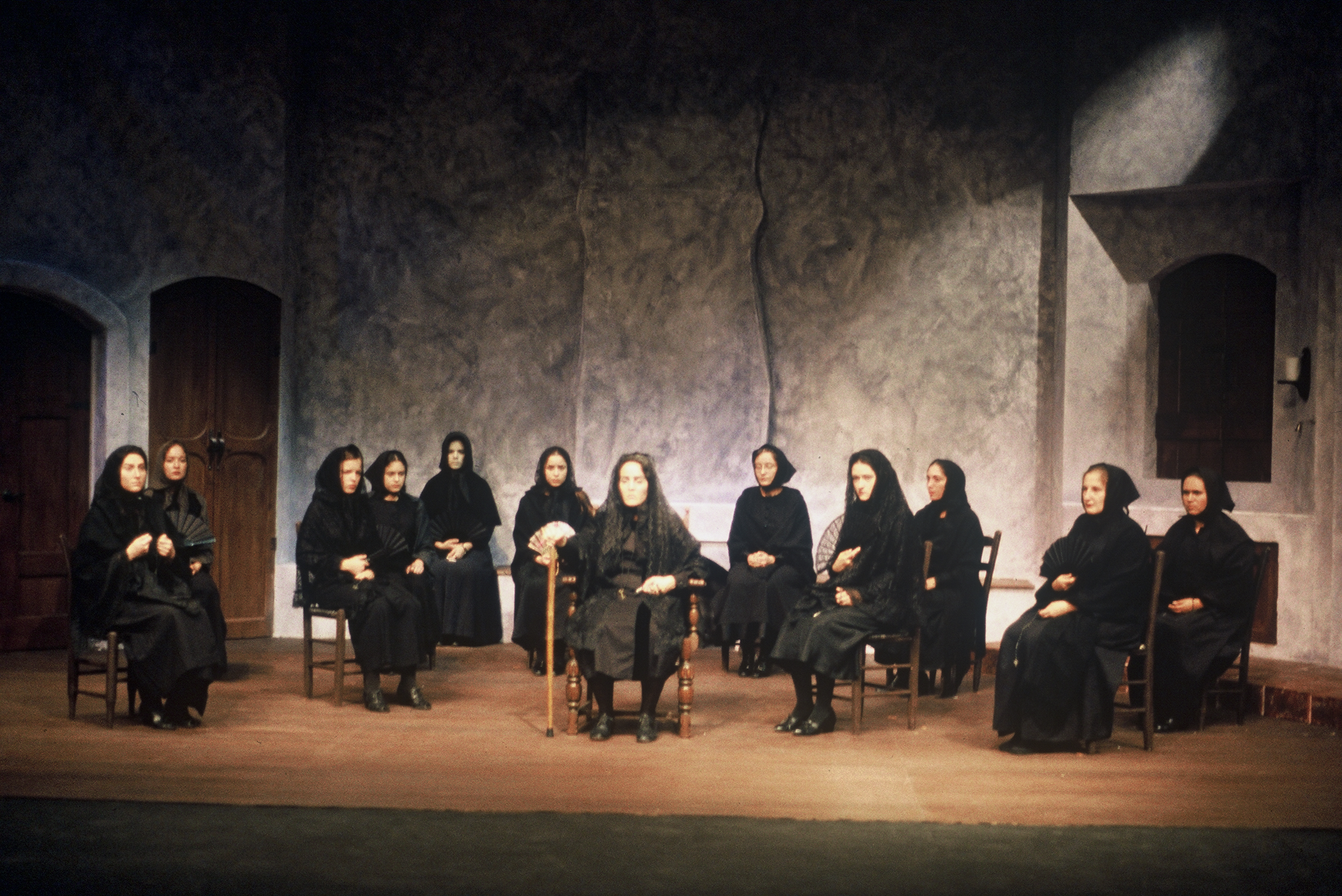 1999 The House of Bernarda Alba 2