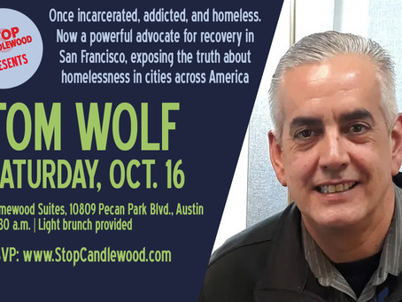 Tom Wolf to tell the truth about Austin's compassion crisis