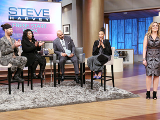 Let's Talk: Did you catch Ty & Raquel on the Steve Harvey Show?