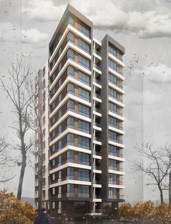 Kozyatagi Apartment