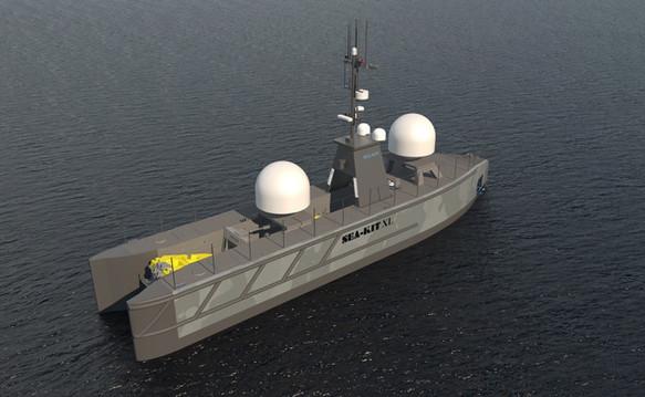 SEA-KIT XL with ROV