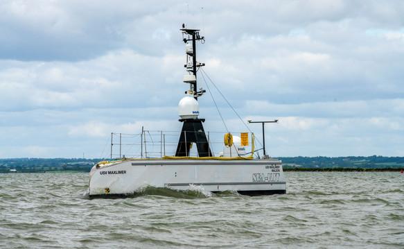 SEA-KIT 12m X-class USV Maxlimer