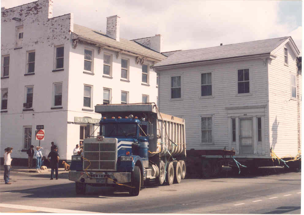 Moving Day, June 1990