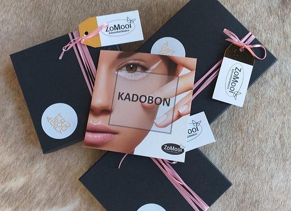 Kadobon €25,00 upgrade naar €32,00