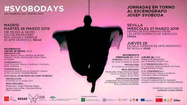 Programme Séville - Madrid