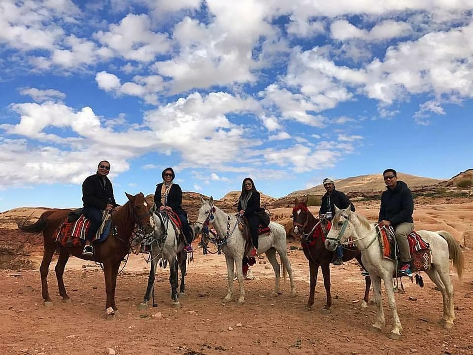 Activities- Horse Trekking