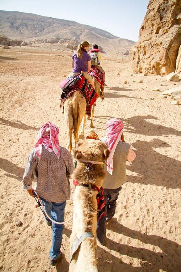Activities- Camel caravans