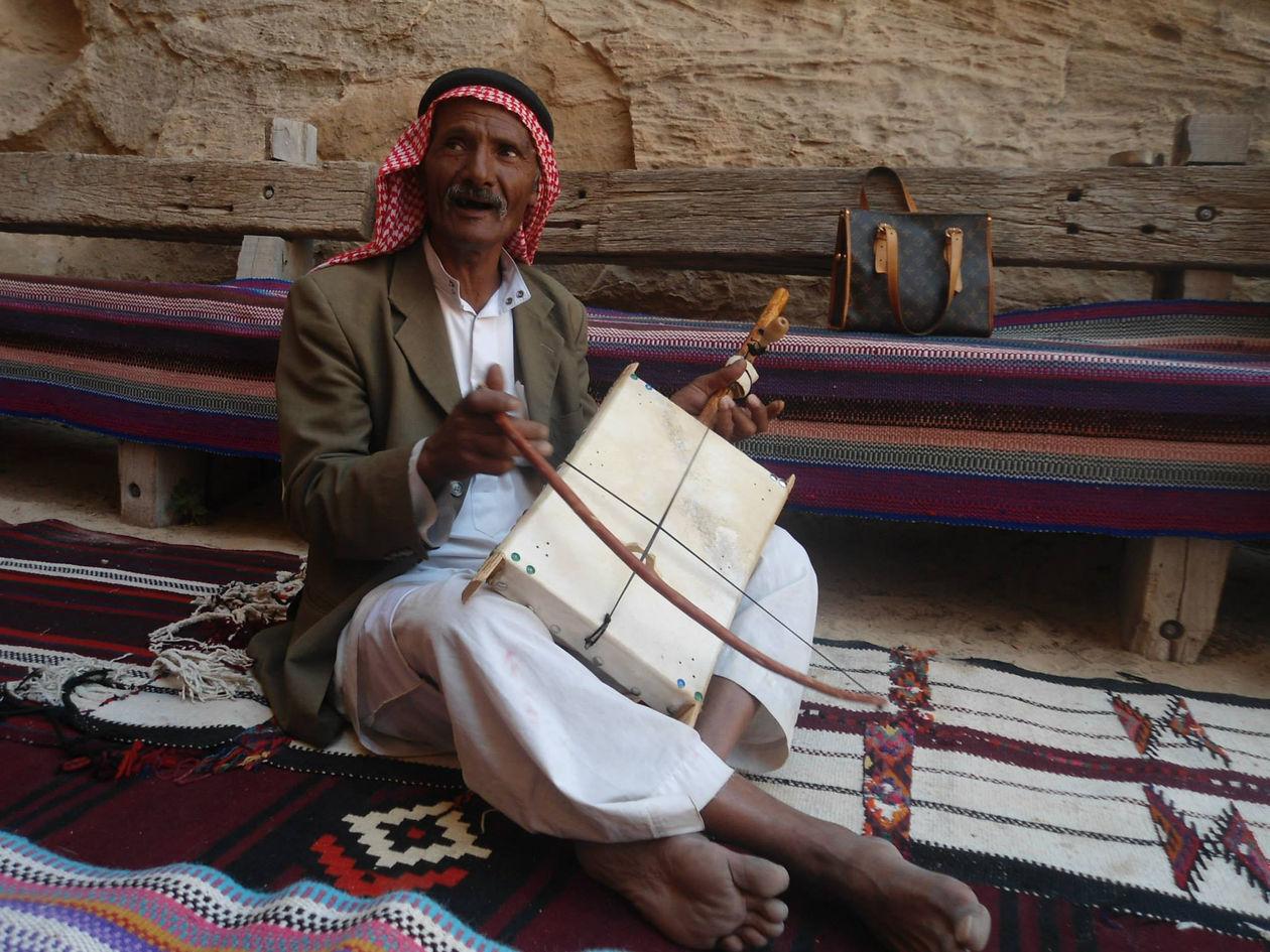 Bedouin rituals