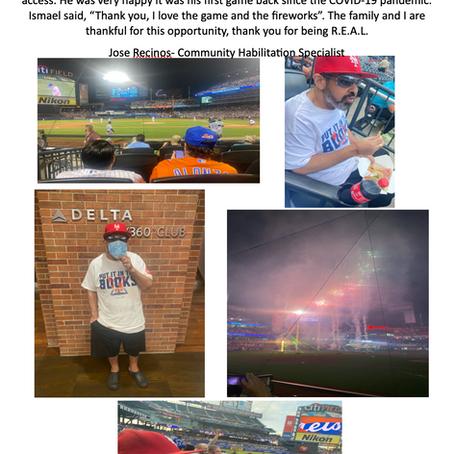 New York Mets VS Blue Jays June 23,2021