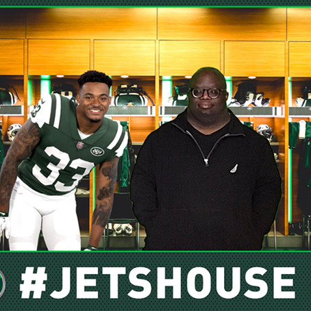 Ricardo enjoyed the Community Integration experience at the JETS house