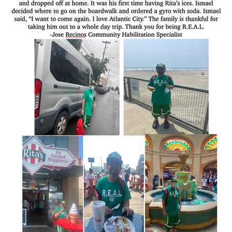 Atlantic City Trip July 25, 2021