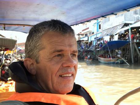 Bangkok - Tailandia / Los Mercados y el intercambio