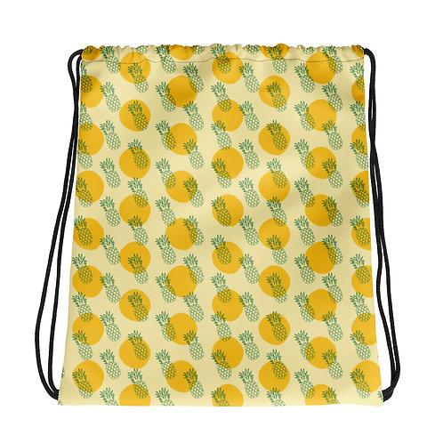 Bee Drawstring bag