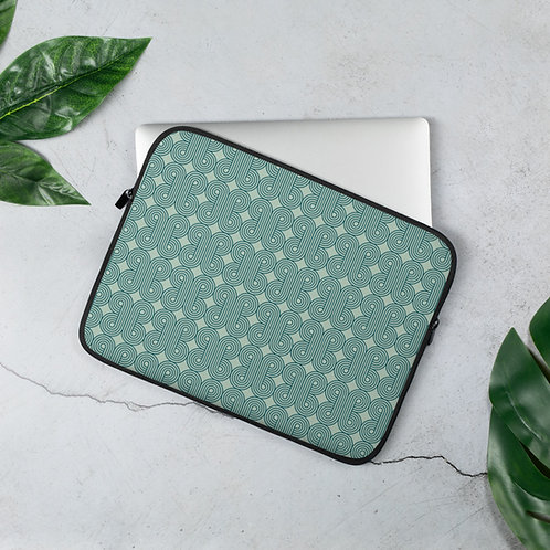 Retro Laptop Sleeve