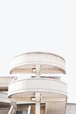 Monochrome Building