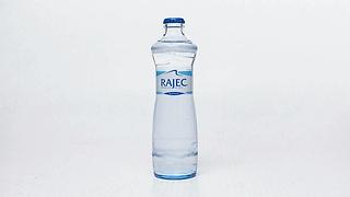 Bottle of still water