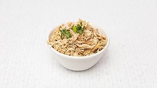 Small bowl of tartar sauce