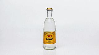 Bottle of tonic water