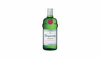Bottle of gin