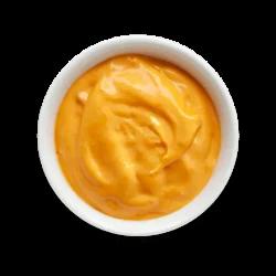 Cheddarová omáčka