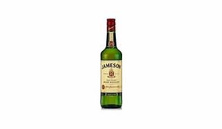 Bottle of whiskey