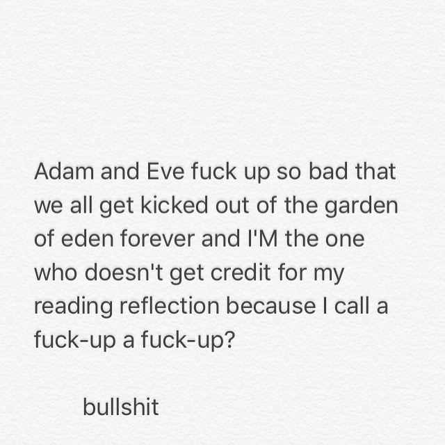 fuck up a fuck up