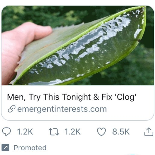 Men, Try This Tonight _ Fix Clog