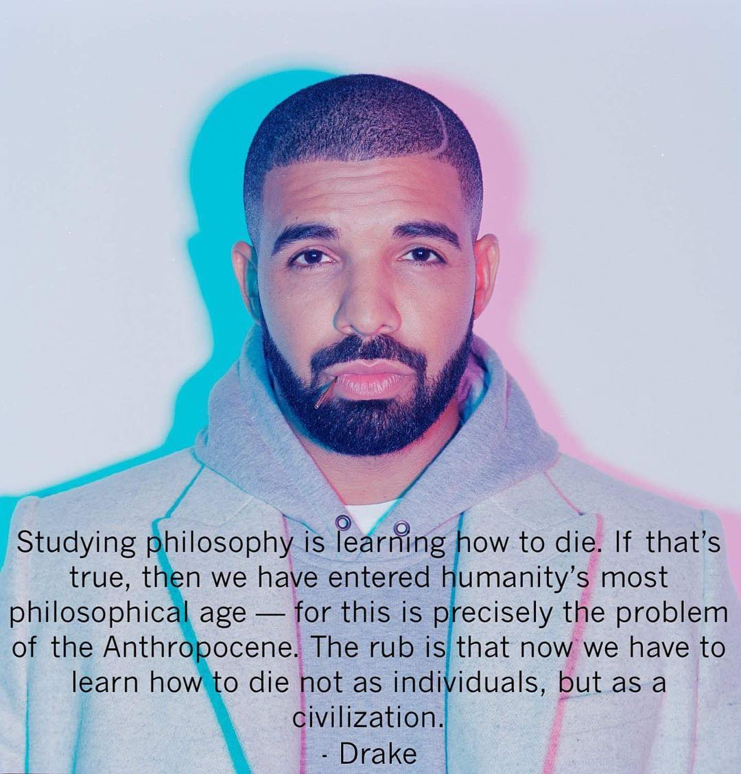 Drake Anthropocene