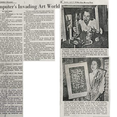 Joan Shogren: The Hidden Figure of Computer Art