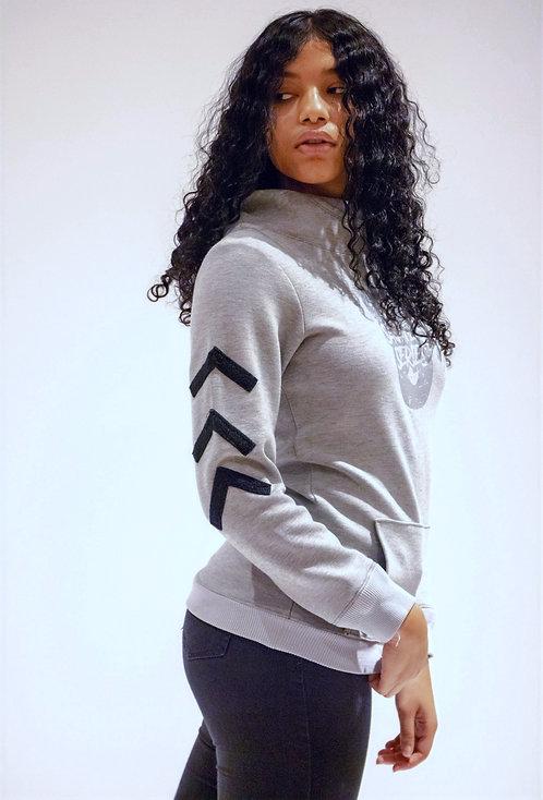 Fierce Hooded Sweatshirt