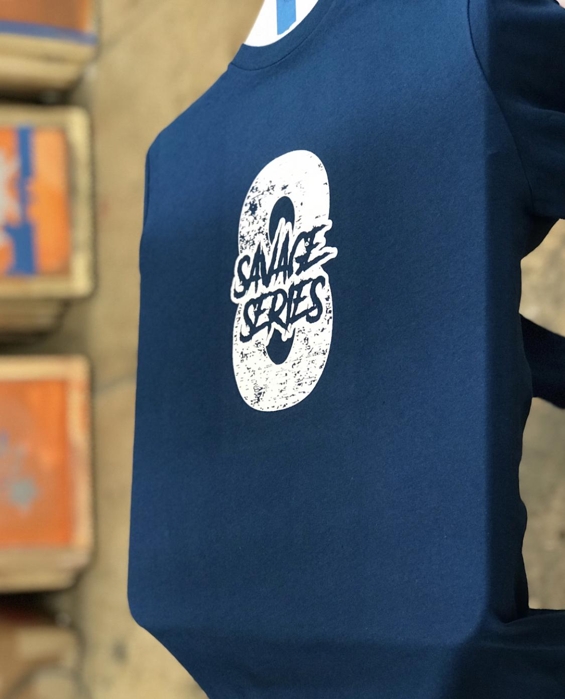 Savage Series 8 Logo T Shirt