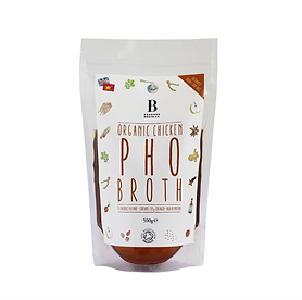 Organic Chicken Pho Broth by Borough Broth co