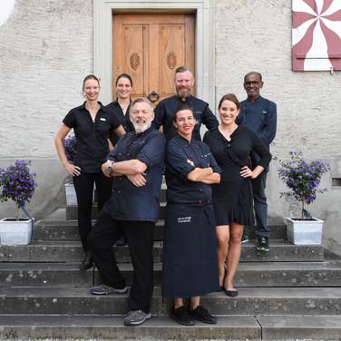 Schloss Schwandegg team