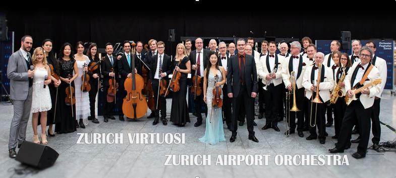 Zurich Virtuosi & Zurich Airport Orchestra