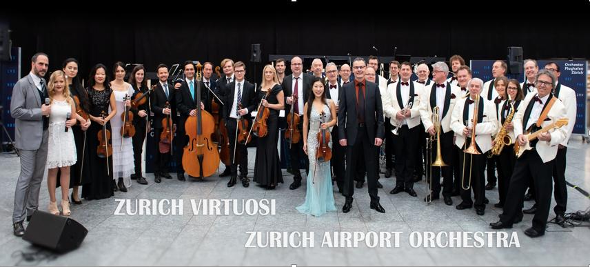 Zurich Virtosi & Zurich Airport Orchestra